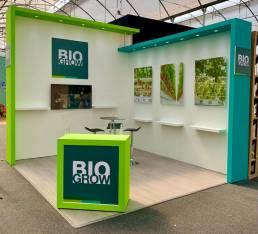 STAND PARA EXPO BIO GROW