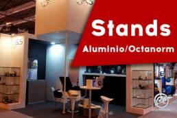 Stands Modulares: Aluminio/Octanorm