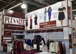 STAND PLUS SIZE