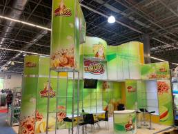 STAND PARA EXPO JULIMOY
