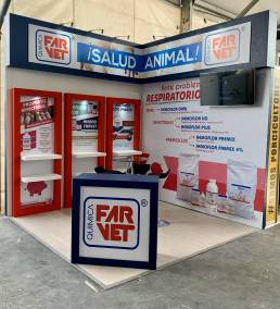STAND QUIMICA FARVET